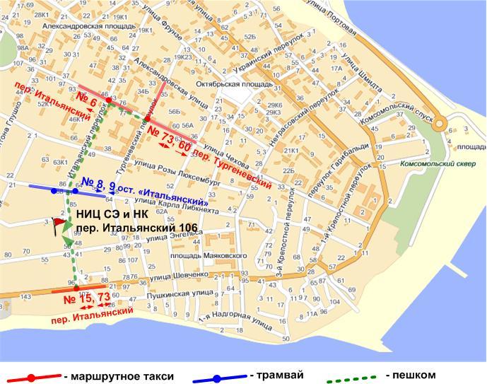 Схема проезда маршрутного такси фото 224